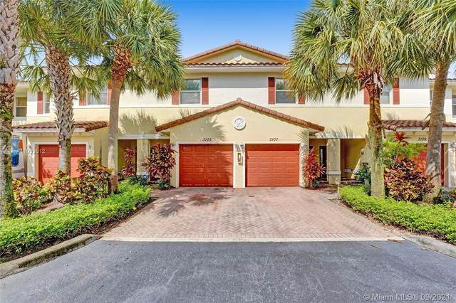 3105 NW 25th Way #3105, Oakland Park, FL 33309 (MLS #A11099512) :: The Rose Harris Group