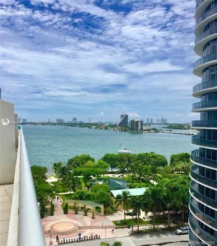 1800 N Bayshore Dr #1003, Miami, FL 33132 (MLS #A11099551) :: The Rose Harris Group
