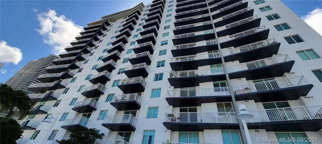 275 NE 18th St #501, Miami, FL 33132 (MLS #A11099653) :: Green Realty Properties