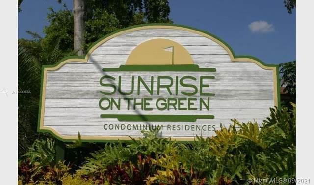 4003 N University Dr #105, Sunrise, FL 33351 (MLS #A11099666) :: GK Realty Group LLC