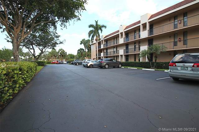 5606 Coral Lake Dr #106, Margate, FL 33063 (MLS #A11099697) :: Re/Max PowerPro Realty