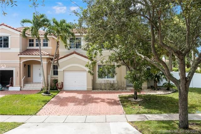 16940 SW 36th Ct, Miramar, FL 33027 (MLS #A11099729) :: Search Broward Real Estate Team