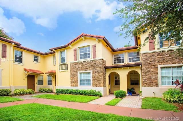 1388 NE 33rd Ave 109-24, Homestead, FL 33033 (MLS #A11099735) :: GK Realty Group LLC