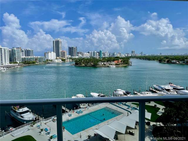 900 Bay Dr #806, Miami Beach, FL 33141 (MLS #A11099808) :: Douglas Elliman