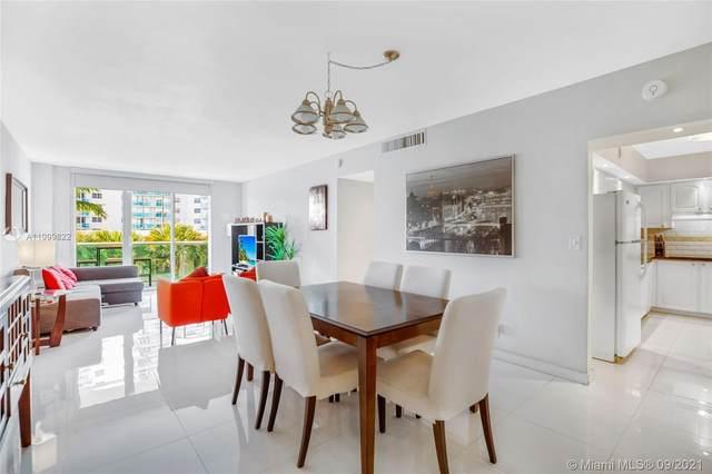 3801 S Ocean Dr 3K, Hollywood, FL 33019 (MLS #A11099822) :: Green Realty Properties