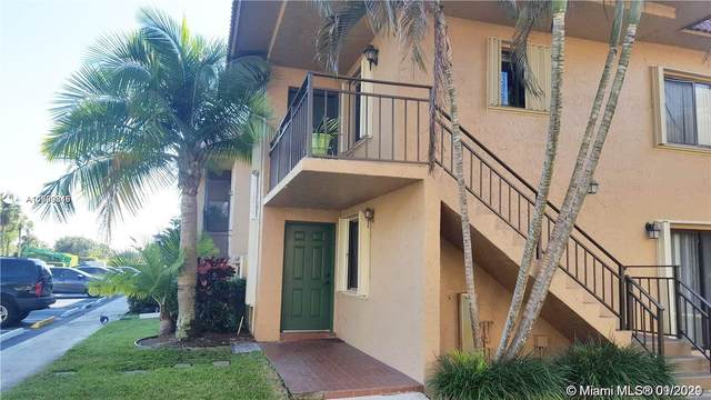 197 Lakeview Dr #106, Weston, FL 33326 (MLS #A11099845) :: Search Broward Real Estate Team