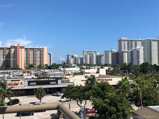3031 N Ocean Blvd #606, Fort Lauderdale, FL 33308 (MLS #A11099861) :: Equity Advisor Team