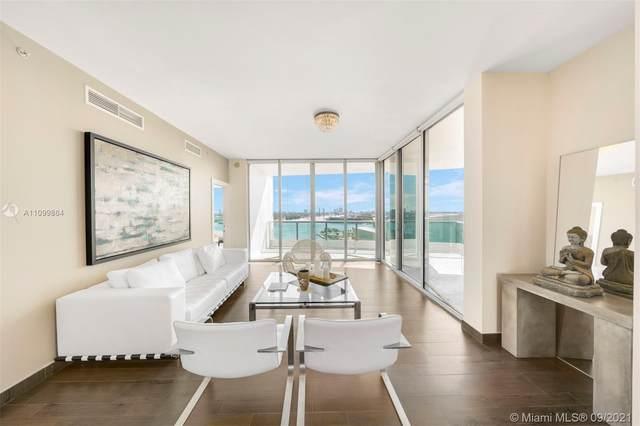 900 Biscayne Blvd #1901, Miami, FL 33132 (MLS #A11099864) :: CENTURY 21 World Connection
