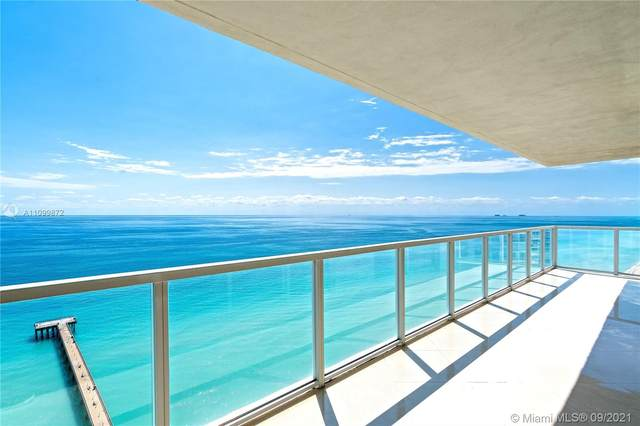 16699 Collins Ave #2602, Sunny Isles Beach, FL 33160 (MLS #A11099872) :: Green Realty Properties