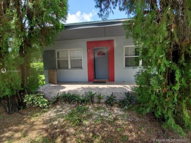 495 NW 42nd St, Miami, FL 33127 (#A11099888) :: Dalton Wade