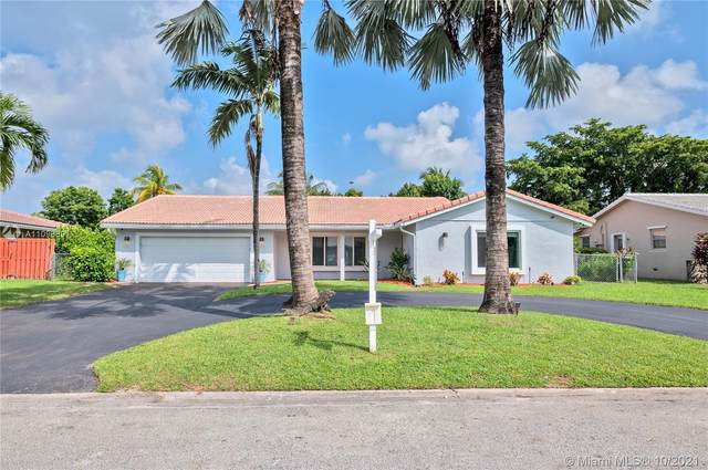 8793 NW 27th St, Coral Springs, FL 33065 (MLS #A11099891) :: Re/Max PowerPro Realty