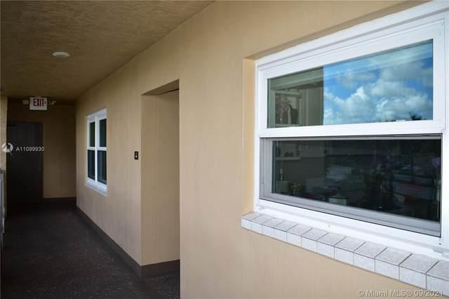 9310 Sunrise Lakes Blvd #306, Sunrise, FL 33322 (MLS #A11099930) :: Search Broward Real Estate Team