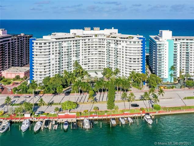 5151 Collins Ave #528, Miami Beach, FL 33140 (MLS #A11099935) :: Berkshire Hathaway HomeServices EWM Realty