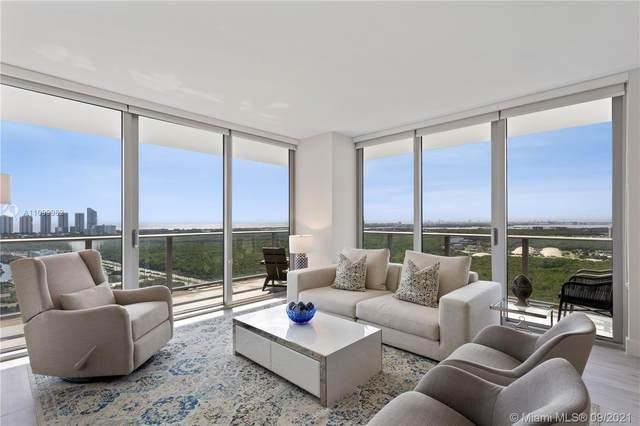 16385 Biscayne Blvd #3121, North Miami Beach, FL 33160 (MLS #A11099962) :: Green Realty Properties
