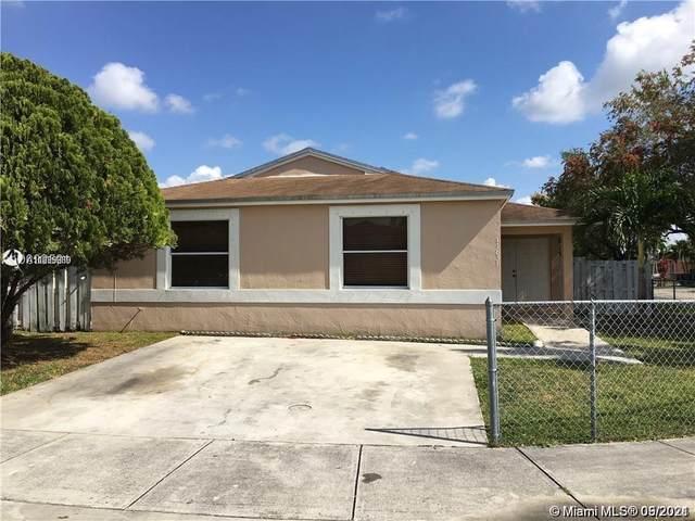 11831 SW 210th St, Miami, FL 33177 (MLS #A11099980) :: Jo-Ann Forster Team