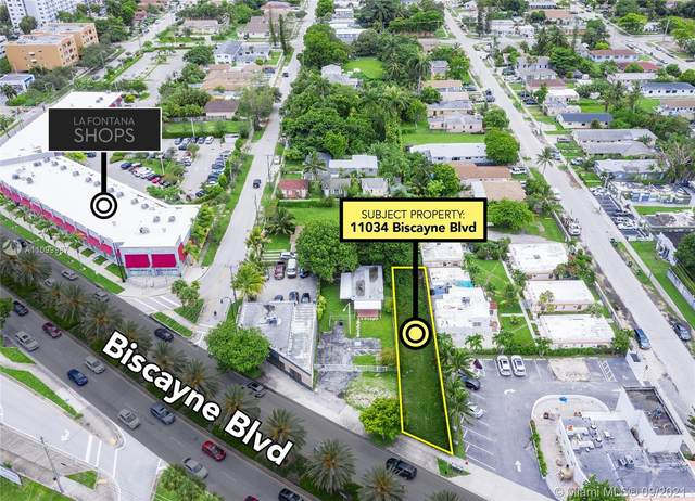 11034 Biscayne Blvd, Miami, FL 33161 (MLS #A11099987) :: Green Realty Properties