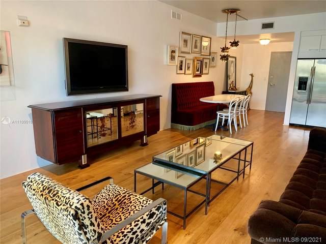 2001 Meridian Ave #326, Miami Beach, FL 33139 (MLS #A11100010) :: Green Realty Properties