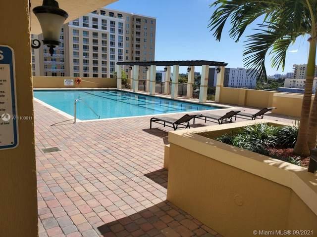 4242 NW 2nd St #815, Miami, FL 33126 (#A11100011) :: Dalton Wade
