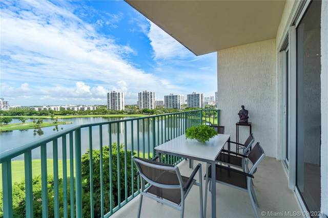 20000 E Country Club Dr #1002, Aventura, FL 33180 (MLS #A11100185) :: United Realty Group