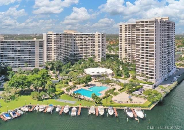 600 Three Islands Blvd #1413, Hallandale Beach, FL 33009 (MLS #A11100202) :: Castelli Real Estate Services