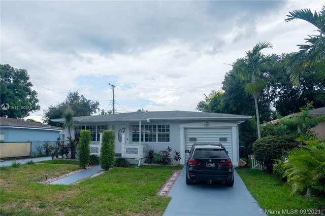 290 NE 112th St, Miami, FL 33161 (MLS #A11100215) :: The Rose Harris Group