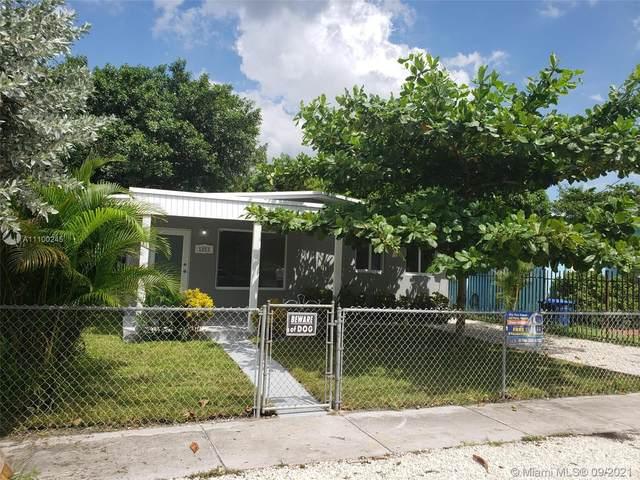 1853 NW 63rd St, Miami, FL 33147 (MLS #A11100245) :: Douglas Elliman