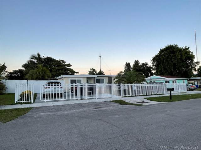 23 Miami Gardens Rd, West Park, FL 33023 (MLS #A11100246) :: The MPH Team