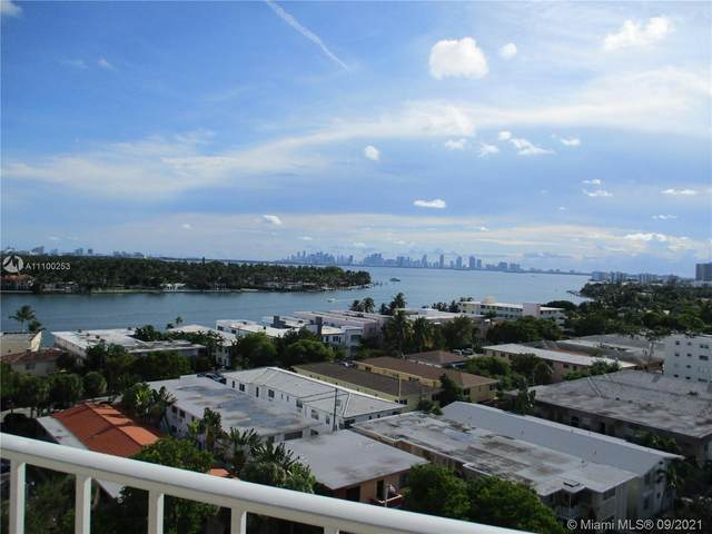 6900 Bay Dr 10L, Miami Beach, FL 33141 (#A11100253) :: Dalton Wade