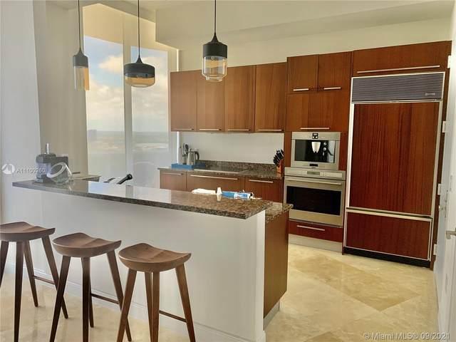 15811 Collins Ave #3305, Sunny Isles Beach, FL 33160 (MLS #A11100260) :: Berkshire Hathaway HomeServices EWM Realty