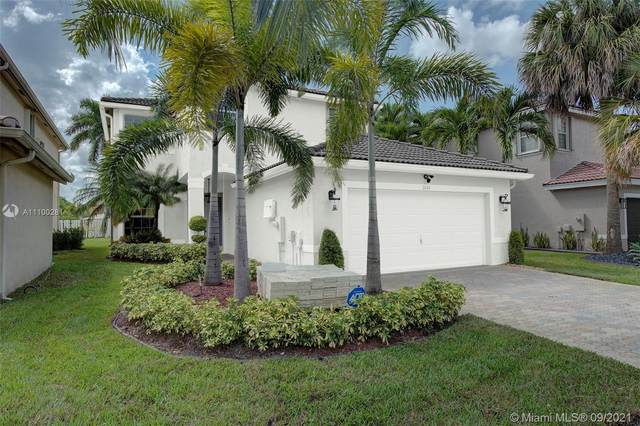 2484 SW 162nd Ave, Miramar, FL 33027 (MLS #A11100281) :: United Realty Group