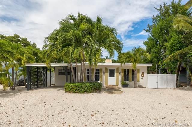 917 Lobster Ln, Key Largo, FL 33037 (MLS #A11100295) :: Search Broward Real Estate Team