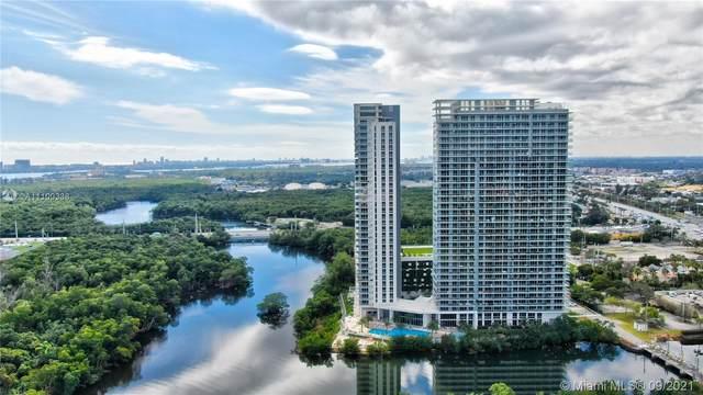 16385 Biscayne Blvd #905, North Miami Beach, FL 33160 (MLS #A11100338) :: CENTURY 21 World Connection