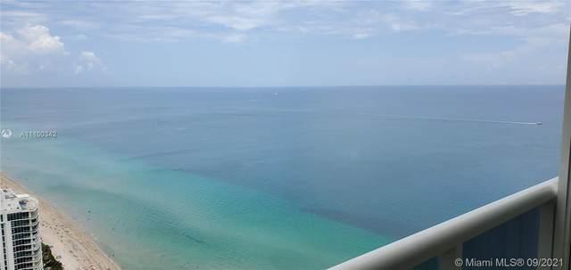 1830 S Ocean Dr #4709, Hallandale Beach, FL 33009 (MLS #A11100342) :: Green Realty Properties