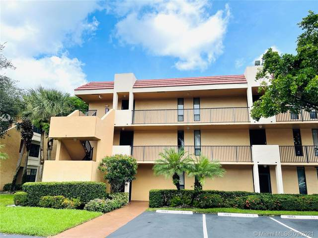 6624 Coral Lake Dr #212, Margate, FL 33063 (MLS #A11100389) :: Equity Advisor Team