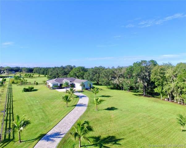 1610 Deer Hammock Rd, Sarasota, FL 34240 (MLS #A11100401) :: The Riley Smith Group