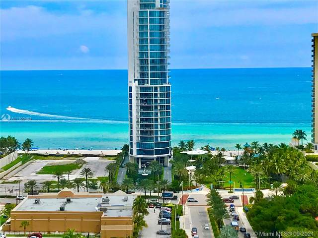 231 174th St #2417, Sunny Isles Beach, FL 33160 (MLS #A11100403) :: Equity Advisor Team