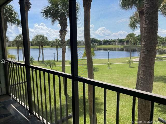 5130 Las Verdes Cir #209, Delray Beach, FL 33484 (#A11100425) :: Dalton Wade