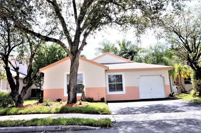 20772 NW 1st Ct, Pembroke Pines, FL 33029 (MLS #A11100427) :: Equity Realty