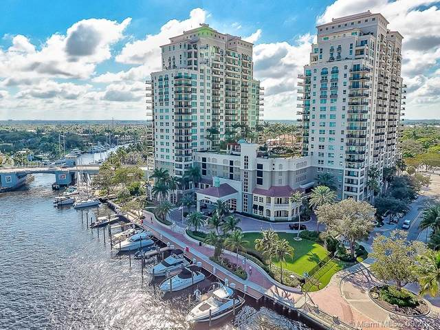 610 W Las Olas Blvd 1512N, Fort Lauderdale, FL 33312 (MLS #A11100437) :: Equity Advisor Team