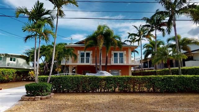 265 Saint Thomas Avenue, Key Largo, FL 33037 (MLS #A11100444) :: Search Broward Real Estate Team
