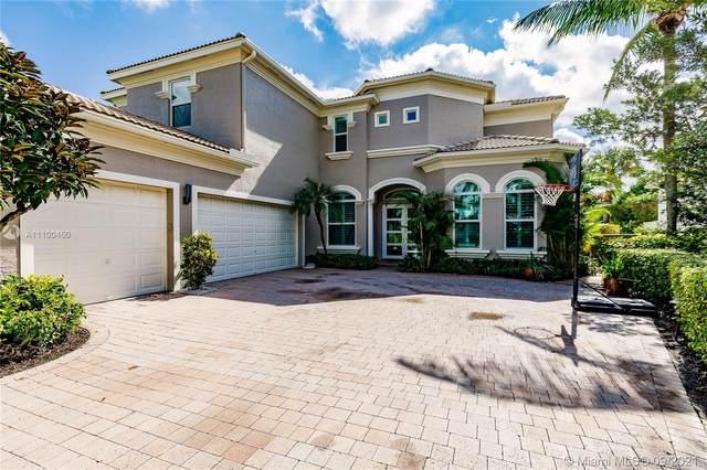 405 Via Placita, Palm Beach Gardens, FL 33418 (MLS #A11100450) :: Jo-Ann Forster Team