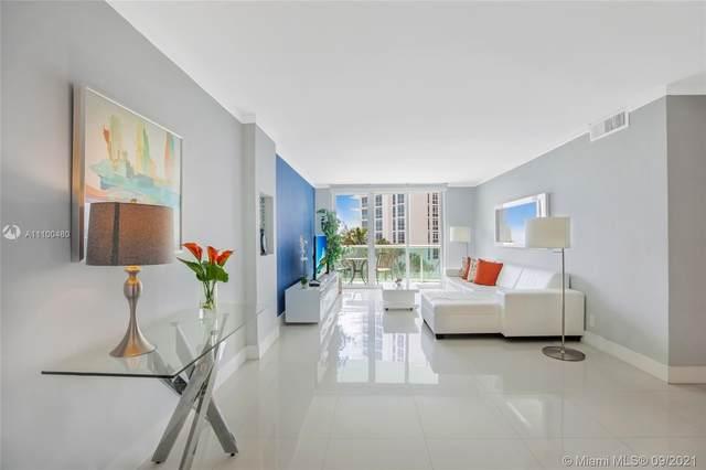 3901 S Ocean Dr 5N, Hollywood, FL 33019 (MLS #A11100460) :: Green Realty Properties