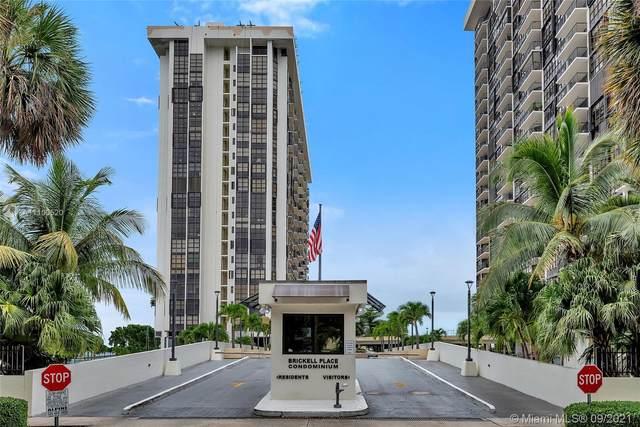 1865 Brickell Ave A504, Miami, FL 33129 (MLS #A11100520) :: GK Realty Group LLC