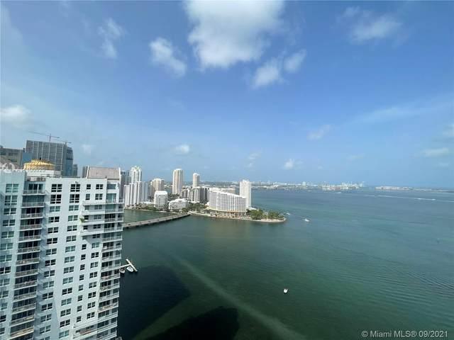 1155 Brickell Bay Dr #3408, Miami, FL 33131 (MLS #A11100525) :: Natalia Pyrig Elite Team   Charles Rutenberg Realty