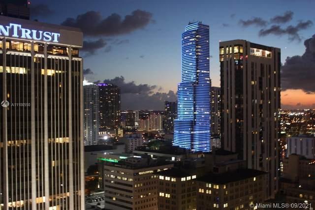 50 Biscayne Blvd #4003, Miami, FL 33132 (MLS #A11100550) :: GK Realty Group LLC