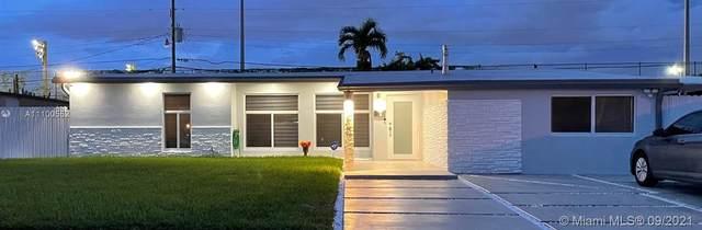 1250 W 60th Ter, Hialeah, FL 33012 (MLS #A11100552) :: ONE | Sotheby's International Realty