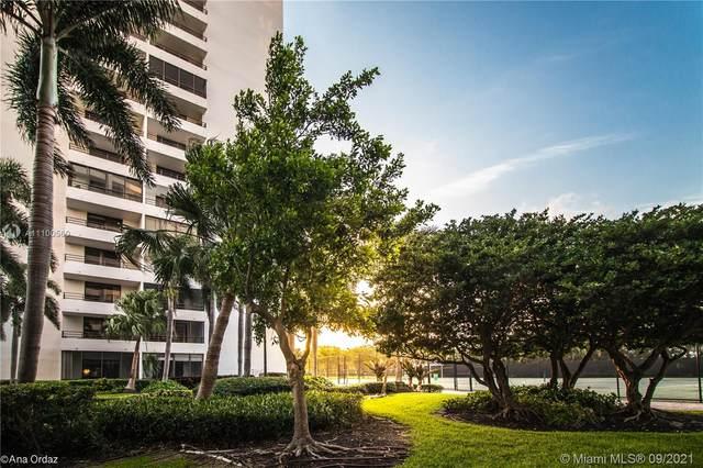 2500 Parkview Dr #310, Hallandale Beach, FL 33009 (MLS #A11100560) :: Castelli Real Estate Services