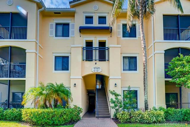 2727 Anzio Court #308, Palm Beach Gardens, FL 33410 (#A11100569) :: Dalton Wade