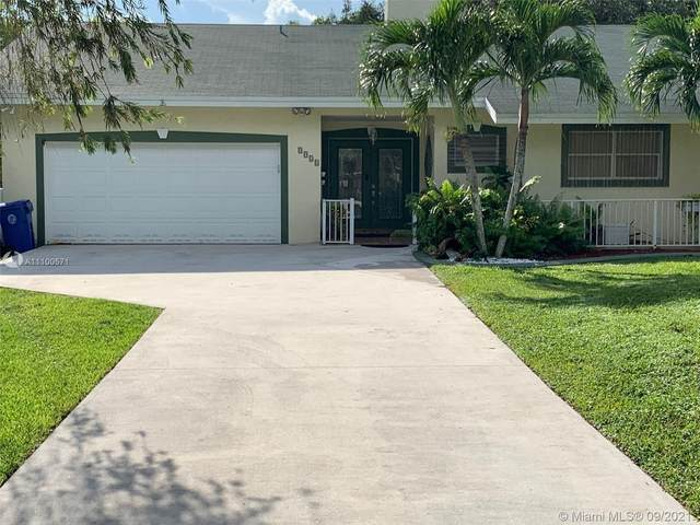 5921 SW 195th Ter, Southwest Ranches, FL 33332 (MLS #A11100571) :: Equity Realty