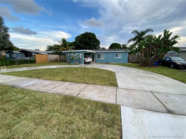 3460 SW 16th Ct, Fort Lauderdale, FL 33312 (#A11100575) :: Posh Properties